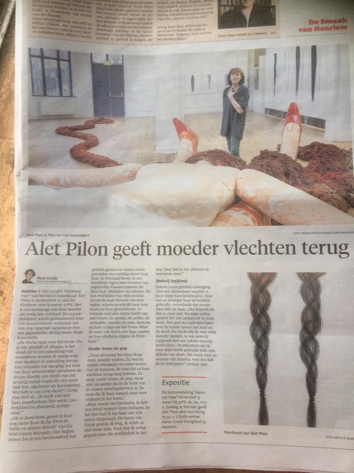 Herinner Haar Haarlems Dagblad